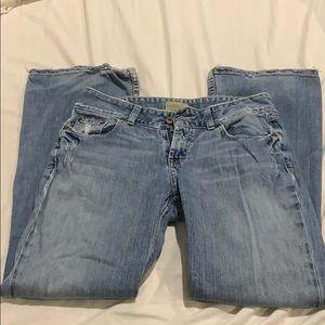 BKE culture stretch jeans